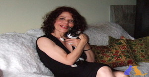 Petrogirl 60 years old I am from Petropolis/Rio de Janeiro, Seeking Dating Friendship with Man