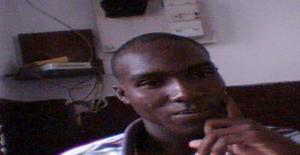 Costa43 29 years old I am from São Tomé/São Tomé Island, Seeking Dating with Woman