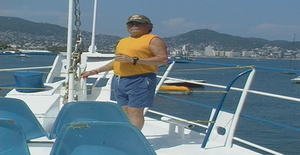 Rokrisos 63 years old I am from Merida/Yucatan, Seeking Dating Friendship with Woman