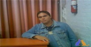 Romantico_julian 36 years old I am from Resistencia/Chaco, Seeking Dating Friendship with Woman