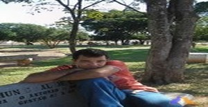Carlossfernandoo 34 years old I am from Serrana/Sao Paulo, Seeking Dating Friendship with Woman