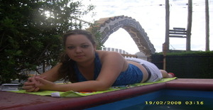 Kari_24 34 years old I am from Santiago/Región Metropolitana, Seeking Dating Friendship with Man