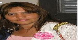 Caroruz66 52 years old I am from Asunción/Asunción, Seeking Dating Friendship with Man