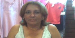 Lenys50 60 years old I am from Maracaibo/Zulia, Seeking Dating Friendship with Man