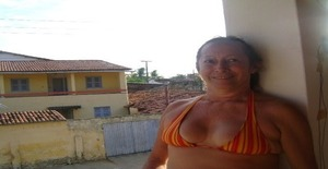 Nina55 66 years old I am from Fortaleza/Ceará, Seeking Dating with Man