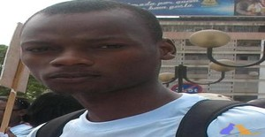 Marco2783 32 years old I am from Luanda/Luanda, Seeking Dating Friendship with Woman