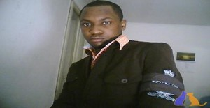 Leandrocrack 28 years old I am from Luanda/Luanda, Seeking Dating Friendship with Woman