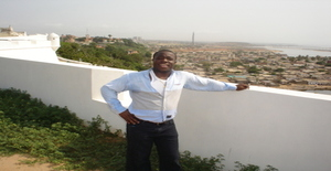 Ggoostoso 43 years old I am from Luanda/Luanda, Seeking Dating Friendship with Woman