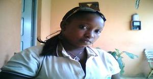 Tchiusca 30 years old I am from Luanda/Luanda, Seeking Dating Friendship with Man