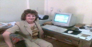 Lubeca 73 years old I am from Posadas/Misiones, Seeking Dating Friendship with Man