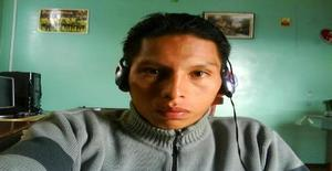 Luchito123456 35 years old I am from Quito/Pichincha, Seeking Dating Friendship with Woman