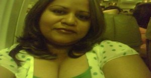 Msrgot 46 years old I am from Puerto Ordaz/Bolivar, Seeking Dating Friendship with Man