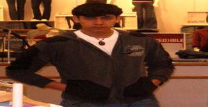 Edu713 28 years old I am from Guayaquil/Guayas, Seeking Dating Friendship with Woman