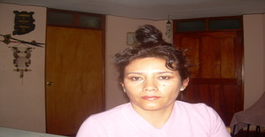 Nona14 57 years old I am from Arequipa/Arequipa, Seeking Dating with Man