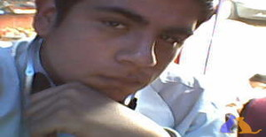 Marko018 27 years old I am from Mexico/State of Mexico (edomex), Seeking Dating Friendship with Woman