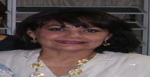 Azucena007 66 years old I am from Valencia/Carabobo, Seeking Dating Friendship with Man