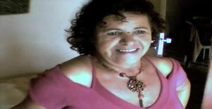 Adnamary 72 years old I am from Juiz de Fora/Minas Gerais, Seeking Dating Friendship with Man