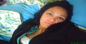 Anixia26 35 years old I am from Santo Domingo/Distrito Nacional, Seeking Dating Friendship with Man