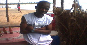 Tayne 30 years old I am from Luanda/Luanda, Seeking Dating Friendship with Woman
