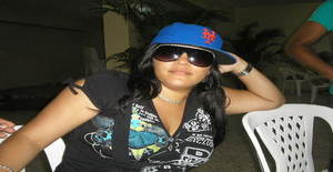 Luysy13 32 years old I am from Santo Domingo/Santo Domingo, Seeking Dating Friendship with Man