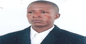 Paulokessongo 43 years old I am from Huambo/Huambo, Seeking Dating with Woman