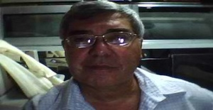 Alf969 65 years old I am from Paraná/Entre Ríos, Seeking Dating Friendship with Woman
