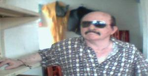 Culichi 64 years old I am from Guadalajara/Jalisco, Seeking Dating Friendship with Woman