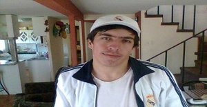 Galan_24 33 years old I am from Santiago/Región Metropolitana, Seeking Dating Friendship with Woman