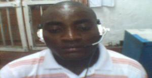 Gegui 36 years old I am from Luanda/Luanda, Seeking Dating Friendship with Woman