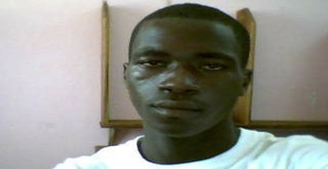 Alemdor 30 years old I am from São Tomé/São Tomé Island, Seeking Dating Friendship with Woman