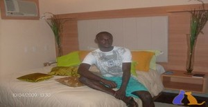Dom.carlos 32 years old I am from Luanda/Luanda, Seeking Dating Friendship with Woman