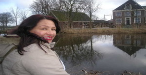 Vilma_49 59 years old I am from Amsterdam/Noord-holland, Seeking Dating Friendship with Man