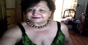 Chiara35 66 years old I am from Rosario/Santa fe, Seeking Dating Friendship with Man