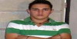 Brian18 27 years old I am from Tres Rios/Cartago, Seeking Dating Friendship with Woman