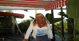 Luliva 55 years old I am from Buenos Aires/Buenos Aires Capital, Seeking Dating Friendship with Man