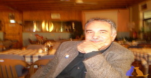 Nikos55 58 years old I am from Athens/Attica, Seeking Dating Friendship with Woman