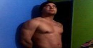 Rodolk 32 years old I am from San Antonio de Los Altos/Miranda, Seeking Dating Friendship with Woman