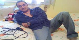 Andresaparicio 49 years old I am from Parla/Madrid (provincia), Seeking Dating Friendship with Woman