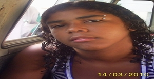 Claudiane17 26 years old I am from Santa Luzia/Minas Gerais, Seeking Dating Friendship with Man