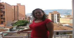 Canela1970 51 years old I am from Medellin/Antioquia, Seeking Dating Friendship with Man