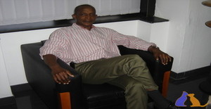 Iccal 51 years old I am from Luanda/Luanda, Seeking Dating Friendship with Woman