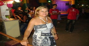 Lulupotiguar 50 years old I am from Natal/Rio Grande do Norte, Seeking Dating Friendship with Man