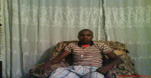 Isaacalfredongun 29 years old I am from Benguela/Benguela, Seeking Dating with Woman