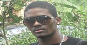 Jairbruno 32 years old I am from São Tomé/São Tomé Island, Seeking Dating Friendship with Woman