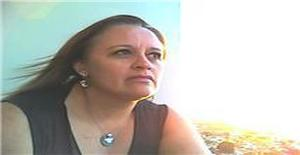 Adoravelmineira 52 years old I am from Uberlândia/Minas Gerais, Seeking Dating with Man