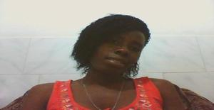 Joanabaptista 30 years old I am from Cabinda/Cabinda, Seeking Dating Friendship with Man