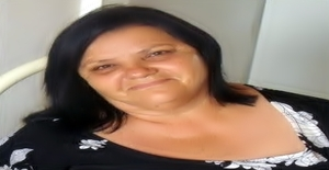 Iraceema 68 years old I am from Ubá/Minas Gerais, Seeking Dating with Man