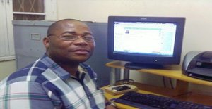 Muchanga2 53 years old I am from Maputo/Maputo, Seeking Dating Friendship with Woman