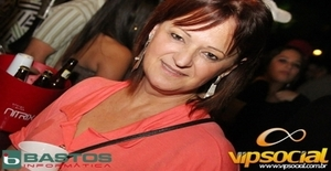 Mary3708 61 years old I am from Itapema/Santa Catarina, Seeking Dating Friendship with Man