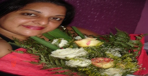 Claudiarjm 47 years old I am from Marabá/Para, Seeking Dating Friendship with Man
